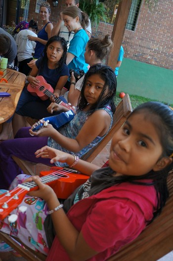 Overwhelmed By The Guatemala State Orphanage